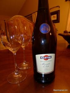 Martini Moscato d'Asti